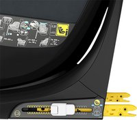 Maxi-Cosi Autostoel Mica Groep 0+/1 i-Size Authentic Graphite-Onderkant
