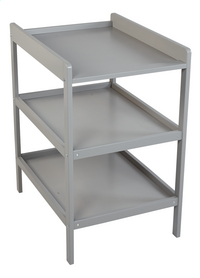 Jurababy Table à langer gris-Côté gauche