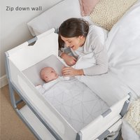 Snüz Co-sleeper Snüzpod 3 dark grey-Afbeelding 4