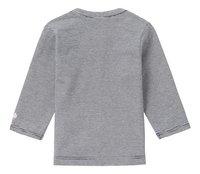Noppies T-shirt met lange mouwen Nervi navy maat 50-Achteraanzicht