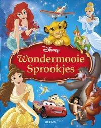 Deltas Boek Disney Wondermooie sprookjes