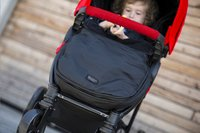 Britax Poussette évolutive B-Motion flame red-Base