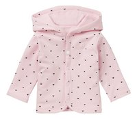 Noppies Cardigan Novi light rose maat 50-Artikeldetail