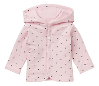 Noppies Cardigan Novi light rose maat 56-Artikeldetail