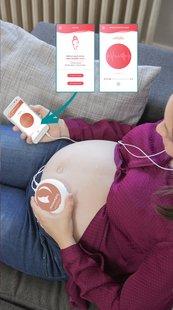 Babymoov Babyhartslagmeter Cocoon Life-Afbeelding 1