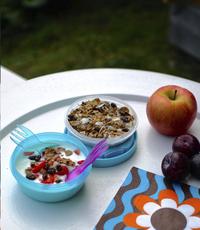 Carl Oscar Boîte à snacks N'ice cup turquoise-Image 2