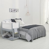Snüz Co-sleeper Snüzpod 3 dark grey-Afbeelding 5