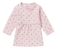 Noppies Robe Nevada light rose taille 68-Avant