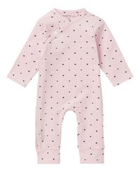 Noppies Pyjama Nemi light rose taille 56-Avant