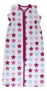 Little Dutch Sac de couchage d'été Mixed Stars coton pink 80 cm