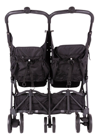 Baby Monsters Buggy Duo Kuki Twin black-Arrière