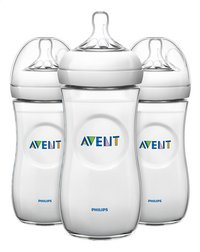 Philips AVENT Biberon Natural 330 ml - 3 pièces