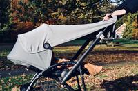Cloby Attache pour poussette/buggy noir/gris-Image 2