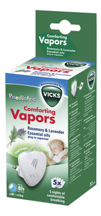 Vicks Diffuseur de parfum-Côté droit
