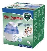 Vicks Koude luchtbevochtiger Mini Cool Mist-Rechterzijde