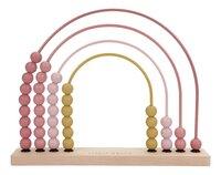 Little Dutch Boulier Arc-en-ciel Pink-Détail de l'article