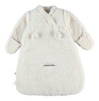 Noukie's Sac de couchage Mix & Match Nomade fleece écru-Avant