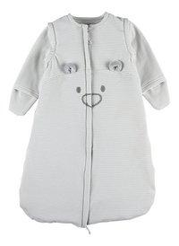 Noukie's Sac de couchage Mix & Match Nomade gris clair 70 cm-Avant