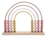 Little Dutch Boulier Arc-en-ciel Pink-commercieel beeld