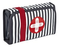 Lässig Trousse de secours First Aid Kit Bandage Ebony Bandage Ebony