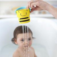 Skip*Hop Jouet de bain Zoo Stack & Pour Buckets - 5 pièces-Image 1