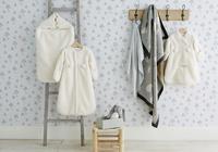 Noukie's Sac de couchage Mix & Match Nomade fleece écru-Image 1