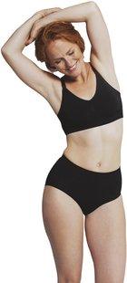 Carriwell Soutien-gorge d'allaitement 2.0 sans couture noir XL-Image 5