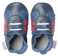Bobux Chaussons Soft soles Sport navy pointure 18/19