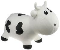 KidZZfarm Animal sauteur Bella la Vache blanc/noir