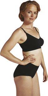 Carriwell Soutien-gorge d'allaitement 2.0 sans couture noir XL-Image 4
