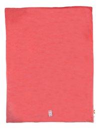 Noukie's Deken voor wieg of park Amy & Zoé ecru/roze polyester-Achteraanzicht
