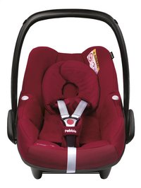 Maxi-Cosi Siège-auto portable Pebble Groupe 0+ robin red