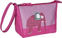 Lässig Trousse de toilette Wildlife Elephant rose