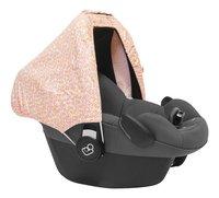 Trixie Zonnekap voor draagbare autostoel Pebble Pink