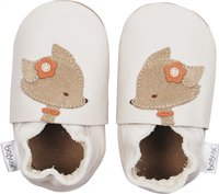 Bobux Chaussons Soft soles Fawn milk pointure 16/17