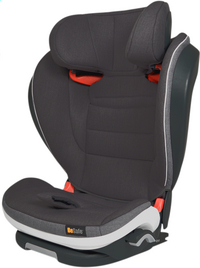 BeSafe Autostoel iZi Flex FIX i-Size metallic melange-Rechterzijde