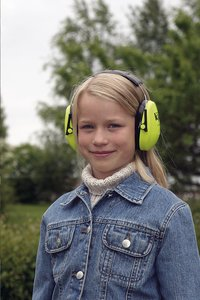 3M Casque antibruit Peltor Kid rose-Détail de l'article