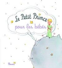 Babyboek Le Petit Prince: pour les bébés-Vooraanzicht