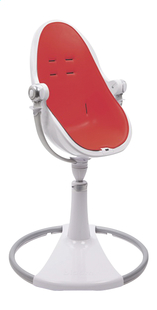 Bloom Meegroeistoel Fresco Chrome wit frame rock red-Artikeldetail