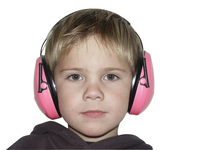 3M Casque antibruit Peltor Kid vert-Image 2