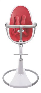 Bloom Eetstoel Fresco Chrome wit frame rock red