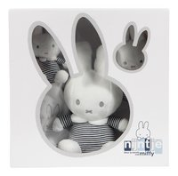 Tiamo Collection Coffret cadeau peluche Miffy bleu-Avant