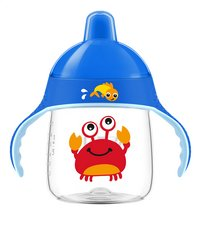 Philips AVENT Gobelet d'apprentissage crabe 260 ml