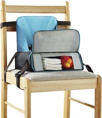 Munchkin Stoelverhoger Travel Booster Seat-commercieel beeld