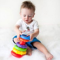 Playgro Stapelringen Sort and Stack Tower-Afbeelding 2