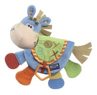 Playgro Knuffelboekje Clip Clop Teether Book-Vooraanzicht