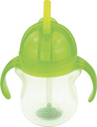 Munchkin Gobelet d'apprentissage Click Lock Tip & Sip 207 ml bleu-Détail de l'article