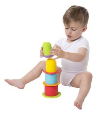 Playgro Stapelpotjes Chewy Stack and Nest Cups-Afbeelding 1