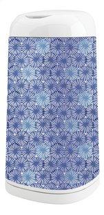 Angelcare Housse pour poubelle à langes Dress up flocons bleus