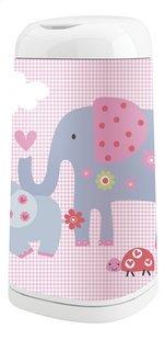 Angelcare Housse pour poubelle à langes Dress up éléphant